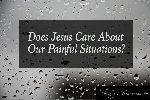 painful situations