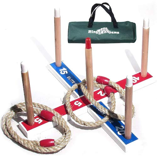 outdoor ring toss game