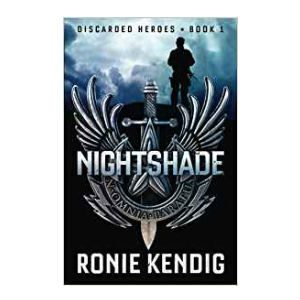 nightshade by Ronnie lending