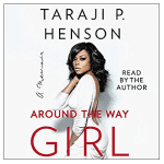 book cover - around the way girl by taraji p henson