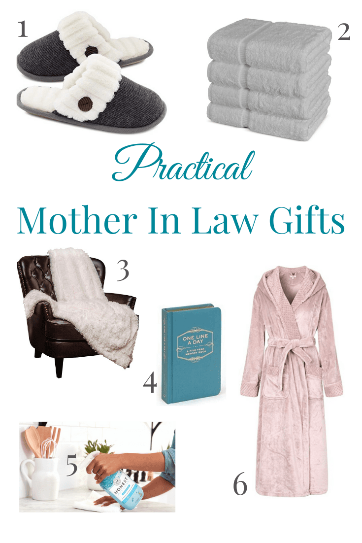 best mother in law gifts practical