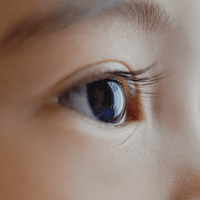Do you want to learn how to naturally treat pink eye? I'm sharing the essential oil home remedy I used to treat this contagious virus. You'll be amazed at how quickly it will clear up your kid's eyes (or even your own)!